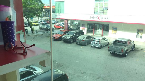 My Home Hotel - Prima Sri Gombak: Nice look and view.