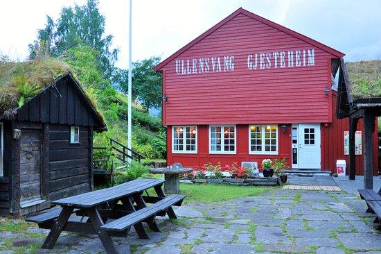 Ullensvang, Norway: Территория отеля