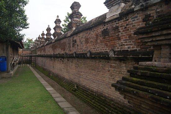 Kota Gede : Kotagede muur rond de site