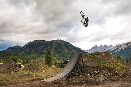Fernie Dirt Jump Park