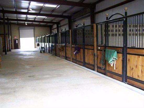 Gillsville, GA: Incredible Stalls