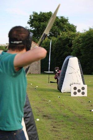 Combat Archery Scotland