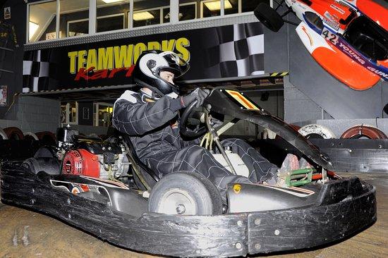 Teamworks Karting Northampton