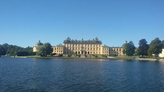 Drottningholm Palace: Vista anteriore