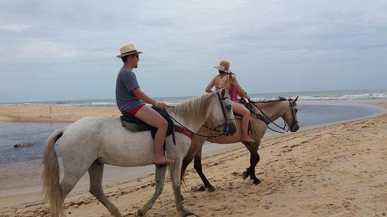 Passeio à Cavalo em Trancoso