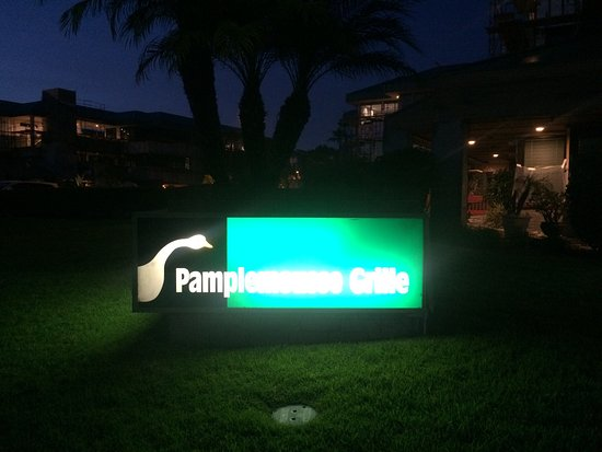 Solana Beach, CA: Pamplemousse Grille
