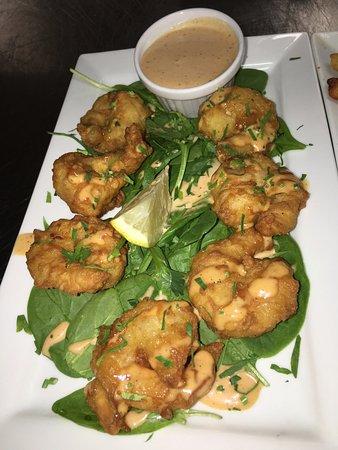 Wixom, MI: Bangin Shrimp