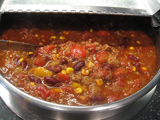 Williamstown, ماساتشوستس: Hearty chili