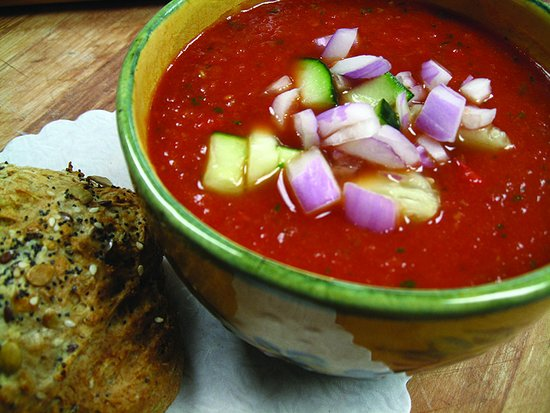 Williamstown, MA: Gazpacho