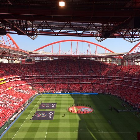 Benfica picture of estadio do sport lisboa e benfica for Piso 0 estadio da luz