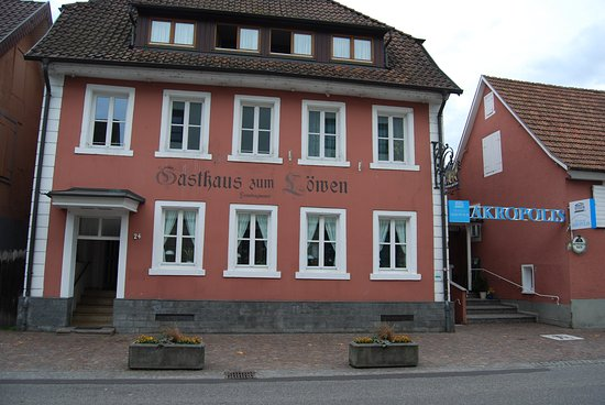Hausach, Germania: Restaurant Fassade