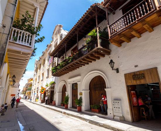 Alfiz Hotel (Cartagena, Colombia)