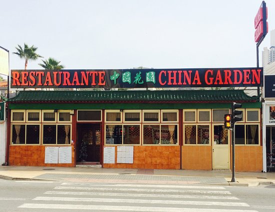 China Garden Benidorm Restaurant Reviews Photos Phone Number Tripadvisor