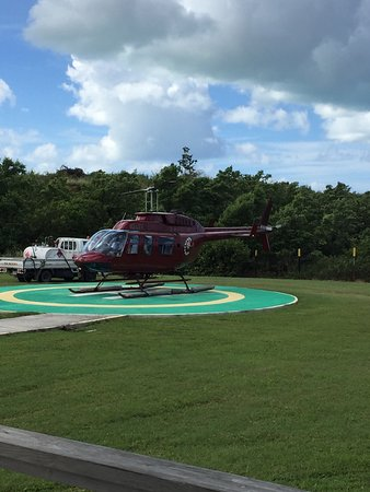 Caribbean Helicopters照片