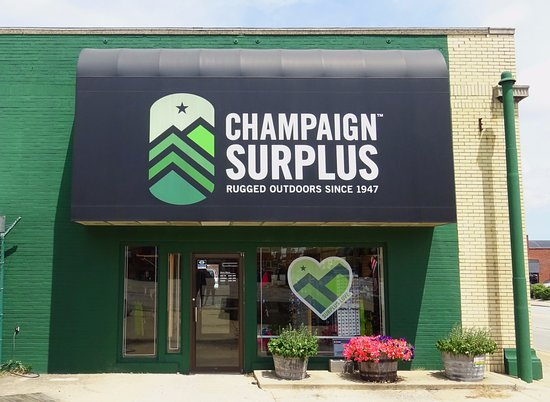 Champaign Surplus
