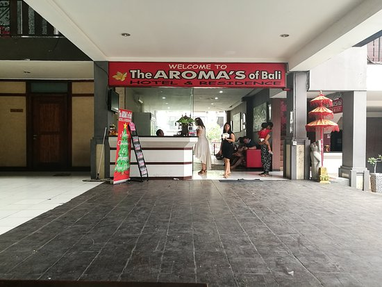 The Aroma's of Bali Hotel & Residence : IMG_20161231_133030_large.jpg