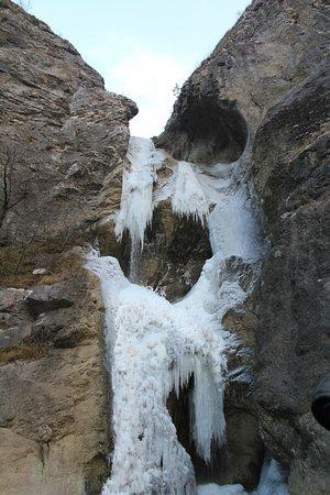 San Dorligo della Valle-Dolina, Italia: Cascata del torrente Rosandra