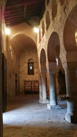 San Millan de la Cogolla, Spagna: Interior del monasterio de Suso