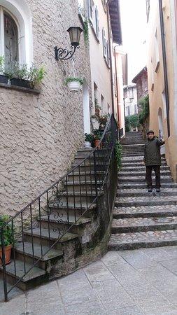 Borgo Antico: casas tipicas que lembram a Toscana
