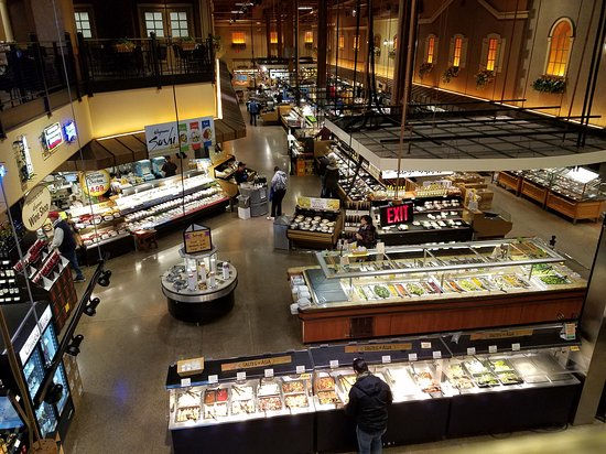 Warrington, PA: Wegmans prepared foods