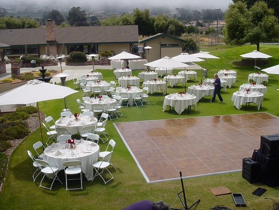 ‪‪Los Osos‬, كاليفورنيا: We Do Special Events with our amazing outdoor area‬