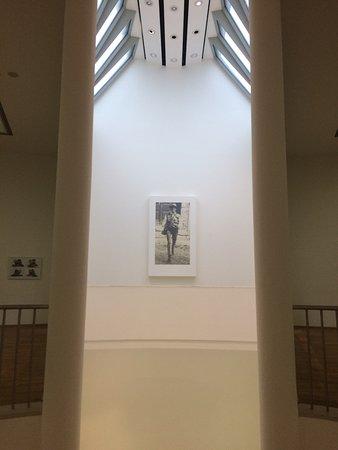 Museum of Modern Art (Museum fur Moderne Kunst) : Architektur