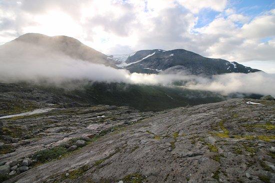 Skei, Norway: View back down from the Glacier | twoplustwocrew