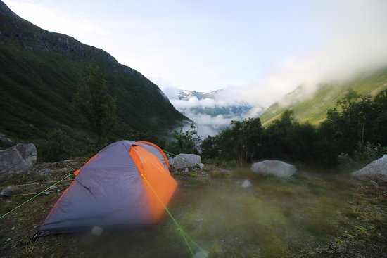 Skei, Norway: Camp site | twoplustwocrew