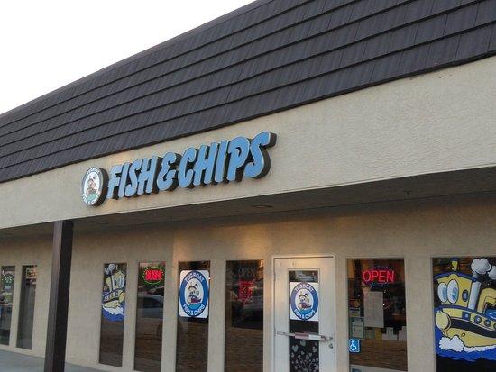 Lincoln, Califórnia: Tugboat Fish & Chips