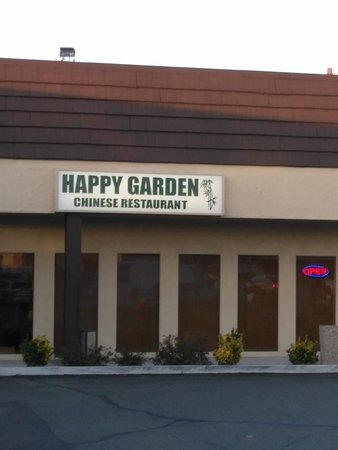Lincoln, Californien: Happy Garden