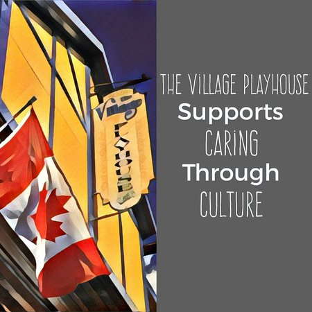 The Bancroft Village Playhouse is operated by Hospice North Hastings.