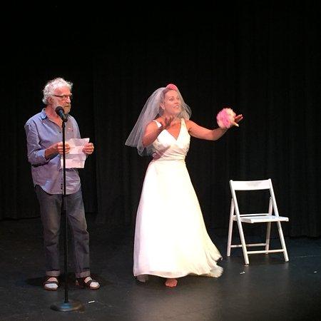 Bancroft, Canada: Comedy!