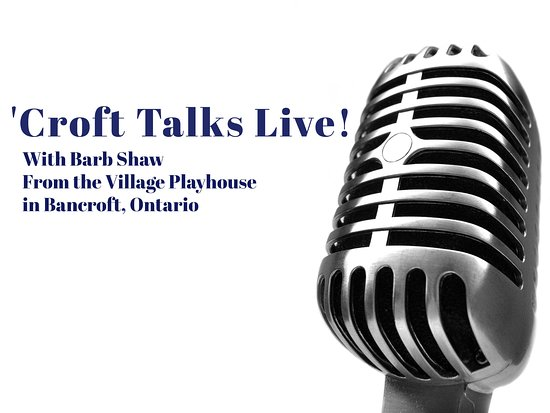 Bancroft, Canada : Our won talk show!