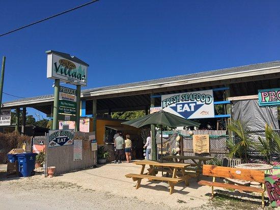 Good Seafood Restaurants In The Florida Keys