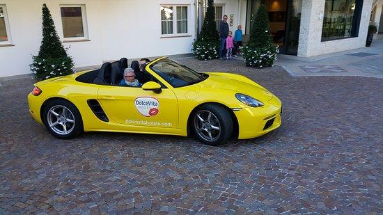 Naturno, Italia: Porsche der Dolce Vita Gruppe