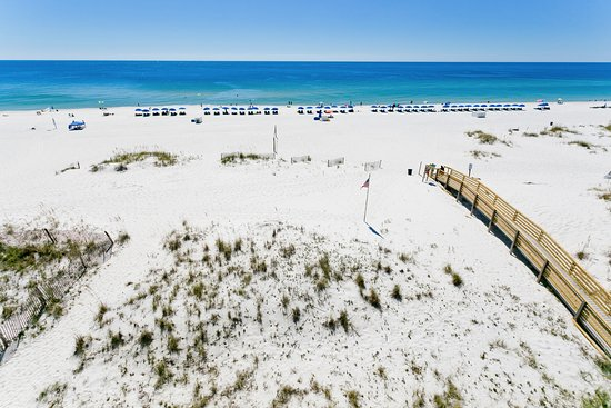 Hilton Garden Inn Orange Beach: Gulf Of Mexico View Great Ideas