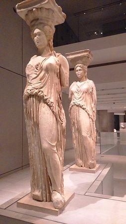 Μουσείο Ακρόπολης: Interior