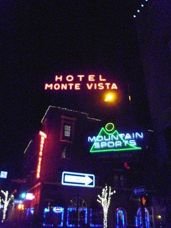 Hotel Monte Vista Resmi