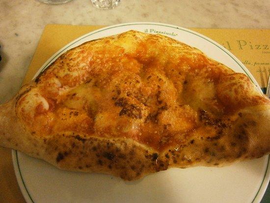 Il Pizzaiuolo: Calzone