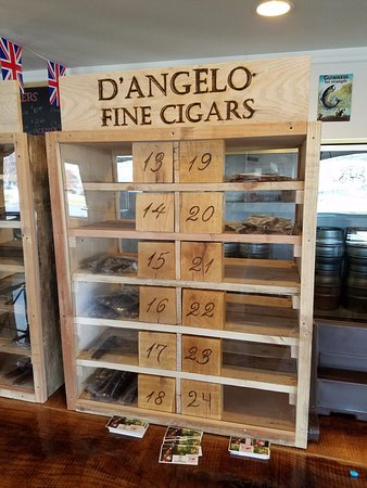 Dundee, NY: We sell cigars too!
