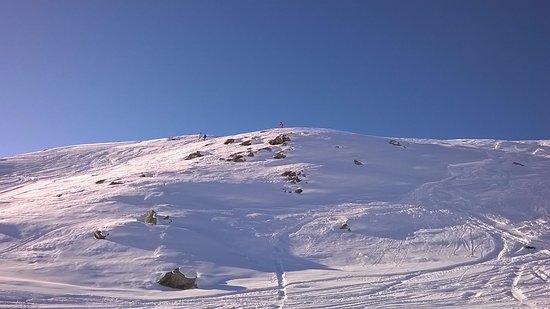 Le Tyrol: Ski hors piste