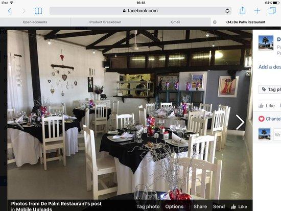 St. Helena Bay, Sudáfrica: Christmas lunch 2016