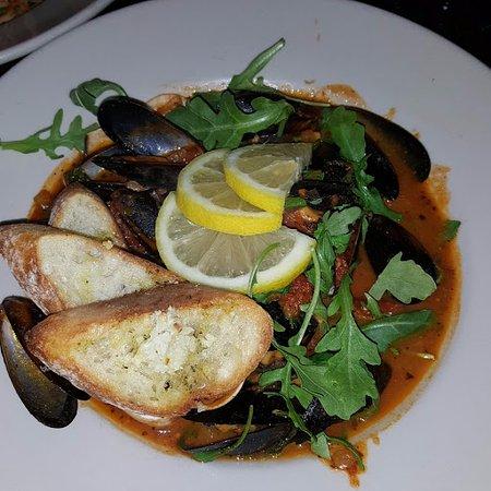 Dino's Ristorante Italiano : The Mussels