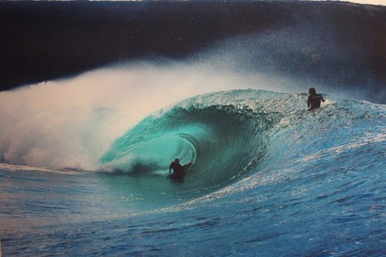The Green Room Surf Shop and School: stef skaj shop manager at the green room lahinch surf school and shop