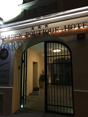 Garden Boutique Hotel : Super Hotel, sehr netter Service an der Rezeption, die Zimmer sind sauber und riechen sehr gut