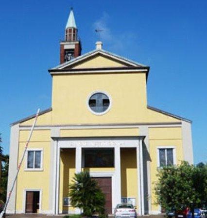 Paderno Dugnano, Italia: Chiesa Santa Maria Nascente