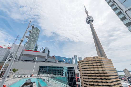 Grand royal condos cn tower updated 2018 apartment for Pool show toronto 2018