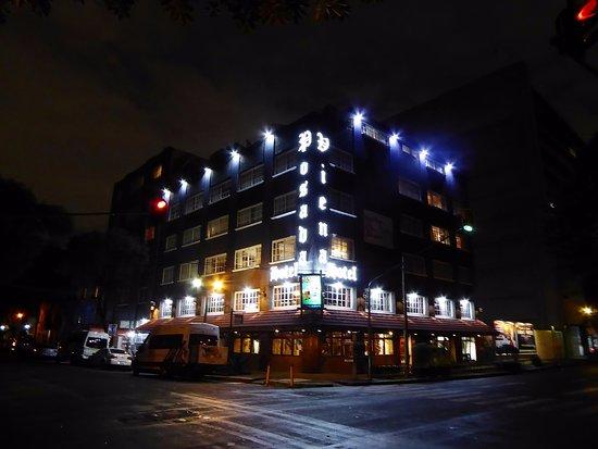 بوسادا فيينا هوتل: Exterior of Posada Viena Hotel