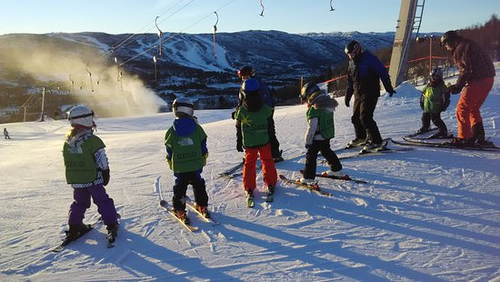 Slaatta Skisenter - Geilo Snowsports