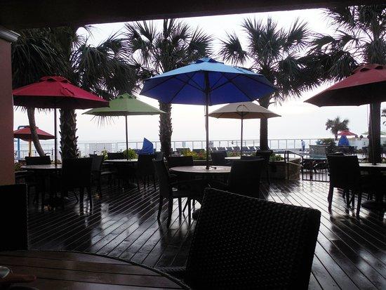 戴托納海灘濱海假日套房飯店張圖片